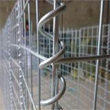 Arena resistente de China que llena la barrera de Hesco