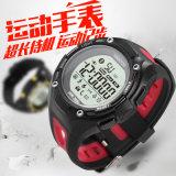 Braccialetto di vigilanza impermeabile di sport di Bluetooth con la batteria dell'equipaggiamento di riserva da 1 anno