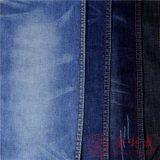 Tela de los pantalones vaqueros del dril de algodón del OEM Qm21005-2
