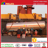 액체 가스 LPG 탱크 트레일러를 반 요리하는 ASME 36-58.3cbm