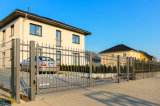 中国はカスタム財産のゲートを飾る