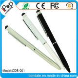 접촉 선전용 펜을%s 회전하는 첨필 볼펜 금속 첨필 펜