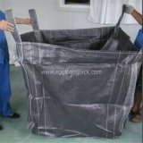 Grand sac tissé par pp pour la saleté de l'emballage 1000kg