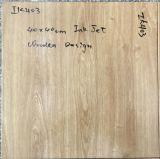 De houten Tegels van de Vloer van de Muur van Inkjet van het Ontwerp Ceramische Verglaasde Rustieke