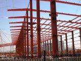 Здание легкой конструкции панельного дома установки стальной Prefab (стальная структура)