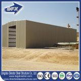 Пакгауз стальной структуры конструкции конструкции полуфабрикат с ценой низкой стоимости