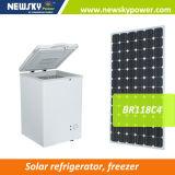 do refrigerador solar solar do congelador do congelador do refrigerador de 433L 212L congelador solar da C.C.