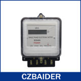 Single-Phase 디지털 표시 장치 전기 미터 최고 가격 (DDS480)