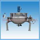 セリウムの承認のステンレス鋼の熱するJacketed鍋