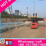 Xingmao que exporta a barreira de ruído elétrico da estrada do feixe do metal, barreira do tráfego da estrada