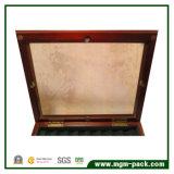 Роскошная деревянная коробка пер индикации фонтана с ящиком