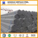 大きい品質およびサービスによって溶接されるカーボンブラックの構造の交通機関鋼管