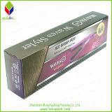 Boîte en carton chaude colorée d'emballage de fer de balai
