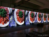 P3.91 단계 결혼식을%s 실내 임대료 LED 영상 벽