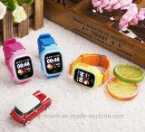 Enfants GPS Tracker Montre avec GPS + LBS + WiFi Triple Position (D15)