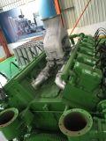 Охлаженный водой генератор газа Shale Lvhuan 400kw альтернатора Сименс