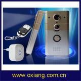 新しいIRの夜間視界のDoorphoneのビデオドアの電話無線通話装置のWiFiのドアベル