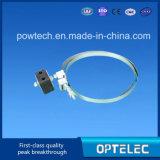 Vers le bas bride de fil pour l'usage de Pôle de câble