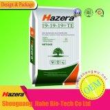 18-18-18 formulation hydrosoluble d'engrais de poudre de NPK pour l'irrigation