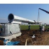 강철 관 유형 풍력 탑 배럴