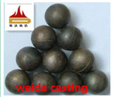 Medium Chrome Alloyed Casting Ball or Grinding Rod