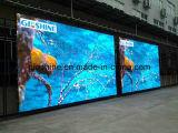 Schermo di visualizzazione locativo esterno del LED di alta qualità P6 di uso