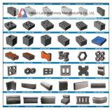Machine creuse concrète complètement automatique de brique, machine creuse de bloc, machine concrète de brique