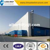 Armazém direto da construção de aço da fábrica elevada econômica de Qualtity/vertido/hangar com projeto