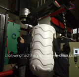 HDPE vertikaler Wasser-Tank-Blasformen-Maschinen-Lieferant