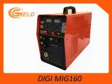 Machine de soudure de MIG de commande du logiciel MCU