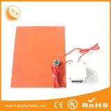 La gomma del riscaldatore del silicone riveste gli strati flessibili del silicone