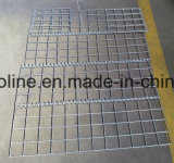 Maglia d'acciaio elettrozincata Gabion per la parete