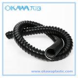 Tuyau en acier flexible élevé de renfort de PVC