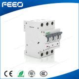 disjoncteur électrique de symbole à C.A. MCB de 3p Fe7-63