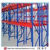 Стойки стеллажа для выставки товаров провода оптовой продажи паллета высокого качества селективные сверхмощные