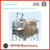 Máquina do cozimento da máquina do alimento para o amendoim e o feijão de soja (LDX-BM1200)