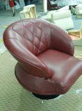 حديثة علويّة حبة [جنوين لثر] أريكة كرسي تثبيت ([ك001])
