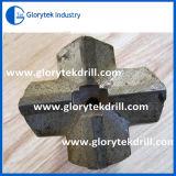 Bit transversal de carboneto de tungstênio para ferramentas de Drlling da rocha