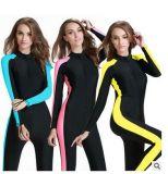 Sportwear высокомарочной Lycra длинней втулки повелительницы Подныривания Suit&Women's