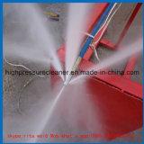 Pompe industrielle de pression de nettoyage de machine de nettoyage de tube de condensateur