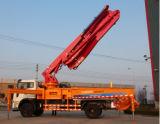 Camion de vente chaud de pompe concrète de 25m