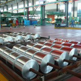 Hojas de aluminio para contenedor de alimentos de la línea de producción
