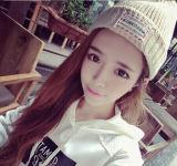 編まれた帽子を編む方法美しい韓国様式