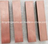 Copper ad alta resistenza Tungsten Plate per Electronic Packaging