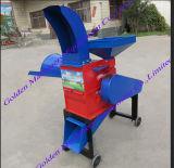 Chinesische verkaufenreis-Stroh-Stiel-Spreu-Gras-Scherblock-Ausschnitt-Maschine