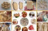 High Yield Soya Protein Food Machine Snacks Equipamento / Máquina