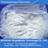 Ссыпая Cyp испытания порошка Cypionate тестостерона цикла стероидный