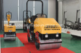 2 Ton Ride on Asphalt Road Roller Vibratory Compactor (FYL-900)