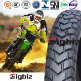 Tubo y sin cámara barata estupenda neumático de la motocicleta 90 / 90-18