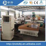 Горячая машина CNC деревянной гравировки Atc цилиндра сбывания